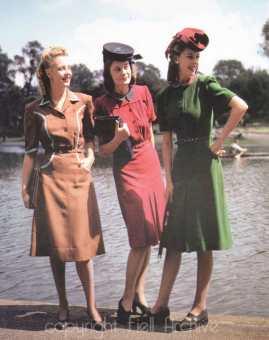 birth dior british utility dresses