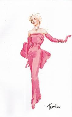 pink dess