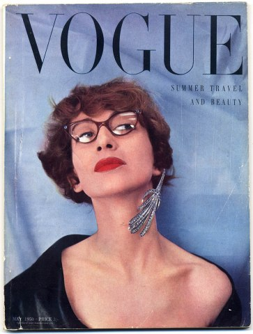 Vogue Summer 1957 British edition