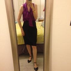 Burda Skirt #112