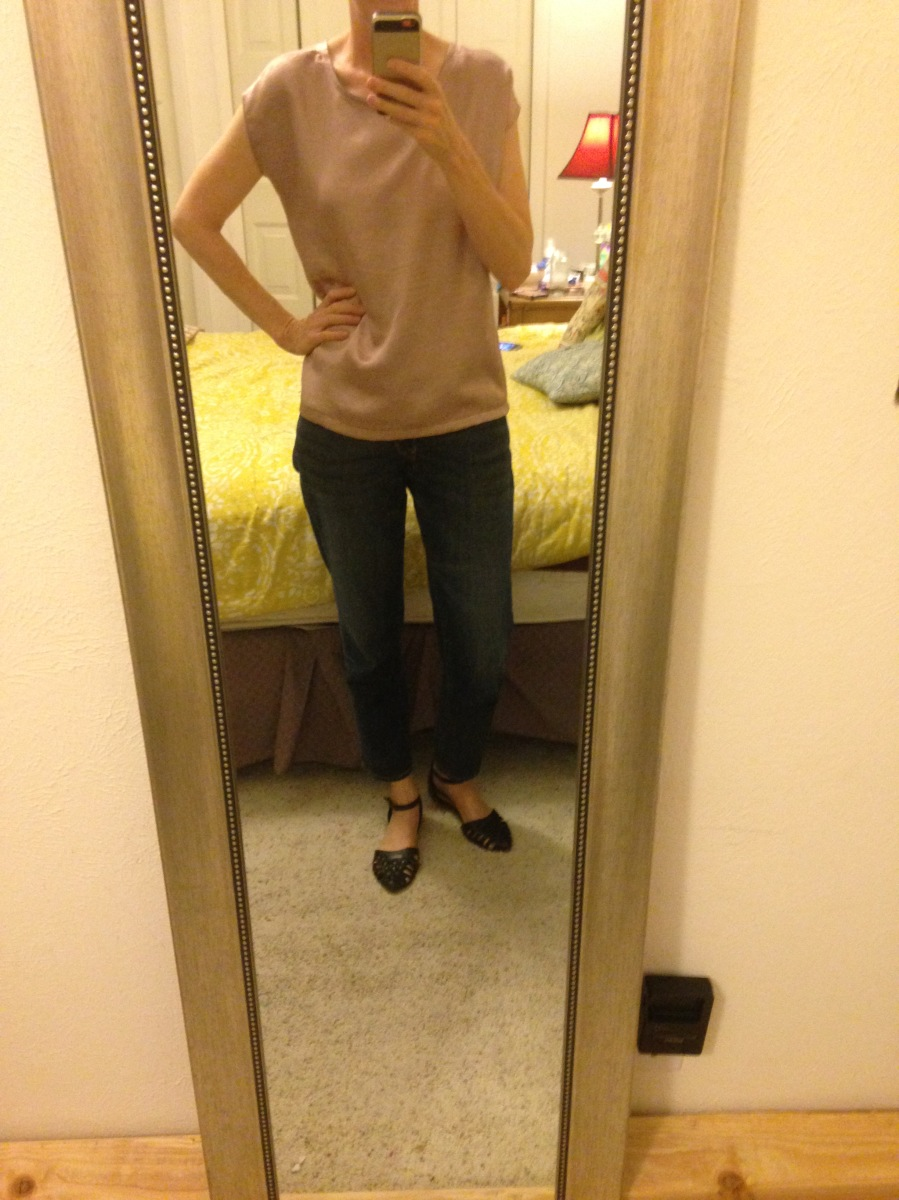 Self drafted top