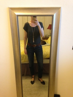 Levi's Boyfriend Cut jeans