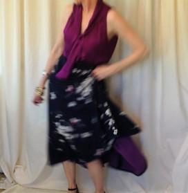 3/4 circle skirt