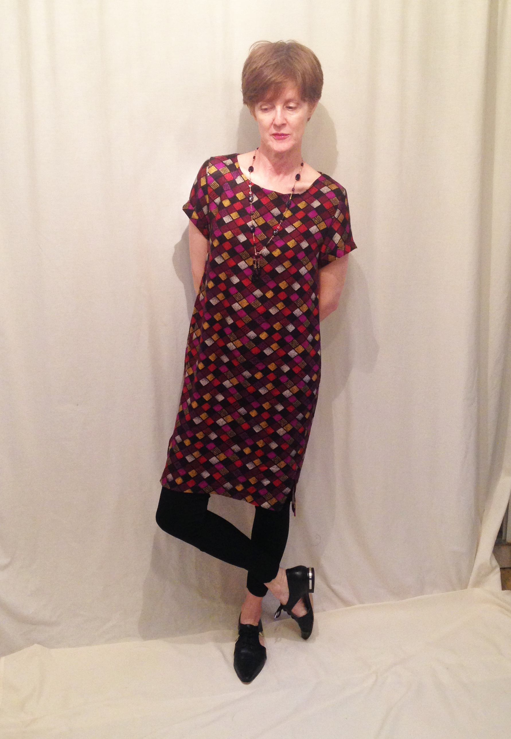 b1a9cecb4aa Review  Named Patterns Inari Tee Dress – Denver Sewing Collective