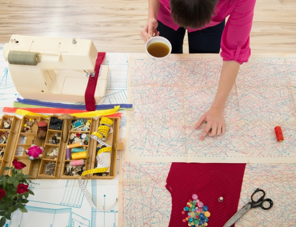 Sewing With BurdaStyle Patterns - Getty Image