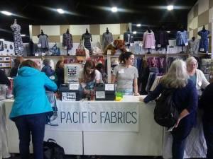 sew expo pacific fabrics 2018