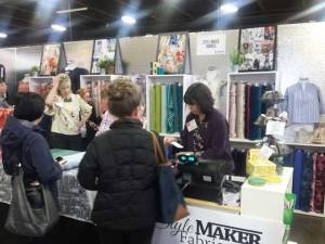 style maker fabrics sew expo 2018