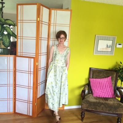 sewing maxi dresses